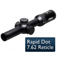 Steiner 1-5x24-Military RifleScope 7.62 Rapid Dot Reticle Model 5570
